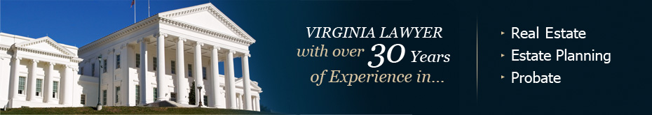 Virginia lawyer with over 30 years of experience...
